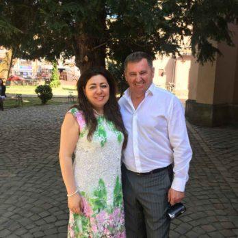 Рогожан Петр и Рогожан Наталья