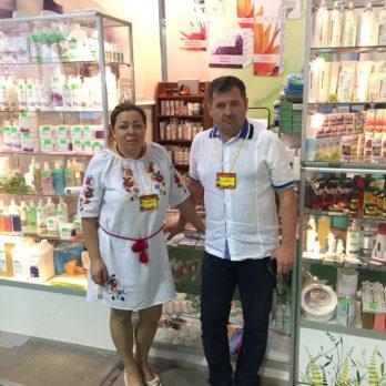 Рогожан Наталья и Рогожан Петр Киев INTERCHARM 2015