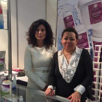 XVII Международный Форум по косметике, ногтевой эстетике и парикмахерскому искусству «Style & Beauty» Одесса Ноябрь2015 год