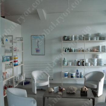 В лаборатории BeautyMed (Франция)