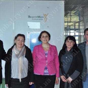 С нашими партнерами BeautyMed (Франция)