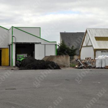 Завод Setalg сортировка водорослей (Франция)