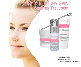 Биоактивный комплекс (ДАК) для ухода за деликатной кожей.