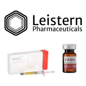 Инновационные препараты для мезотерапии и биоревитализации Leistern